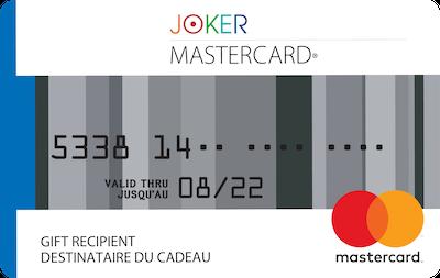 Joker Mastercard 533814